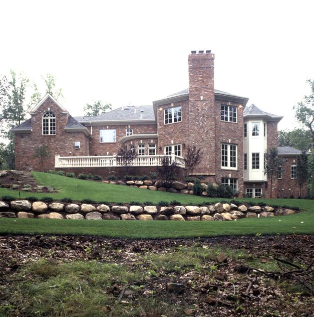 Luxury Home Builders Nj: Bernard Luxury Home
